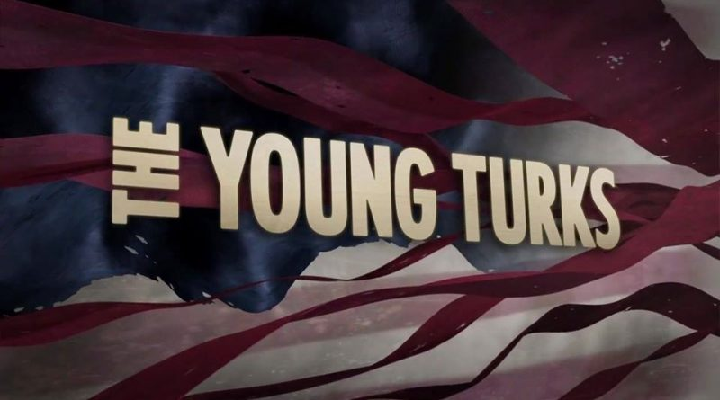 The Young Turks Facebook cover photo
