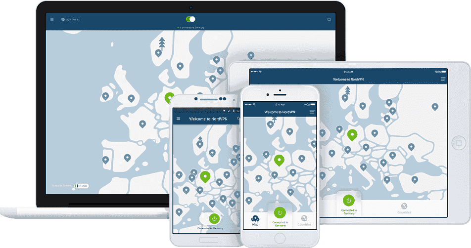 NordVPN for multiple devices