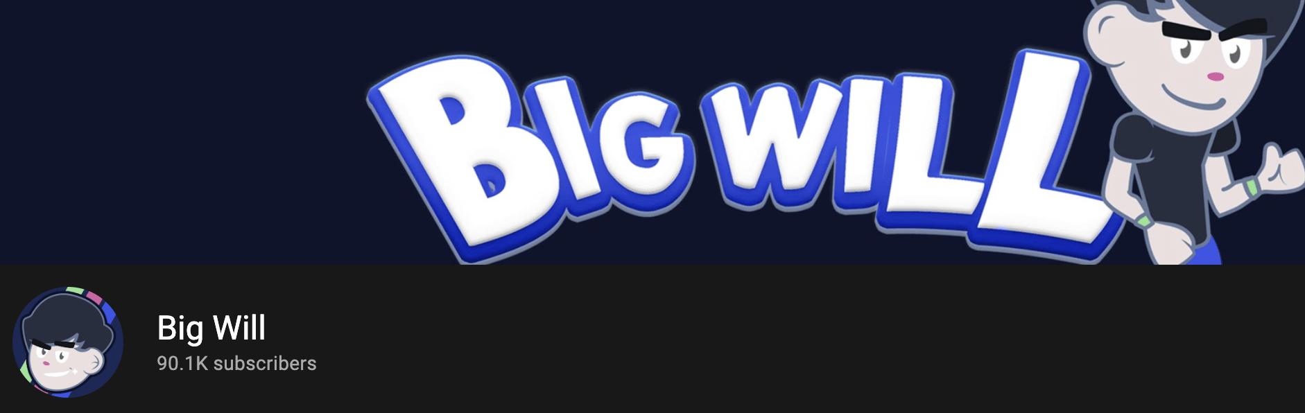 Big Will Banner
